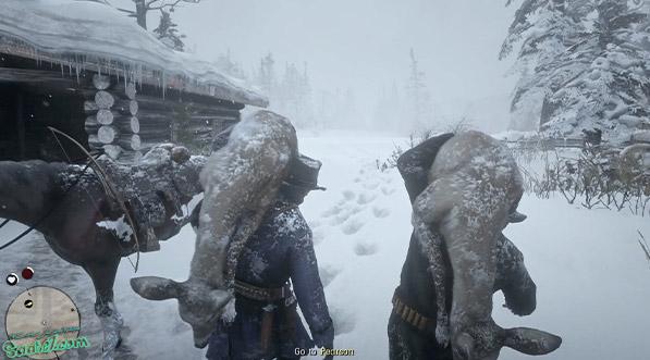 راهنمای بازی Red Dead Redemption 2 / مرحله : The Aftermath of Genesis