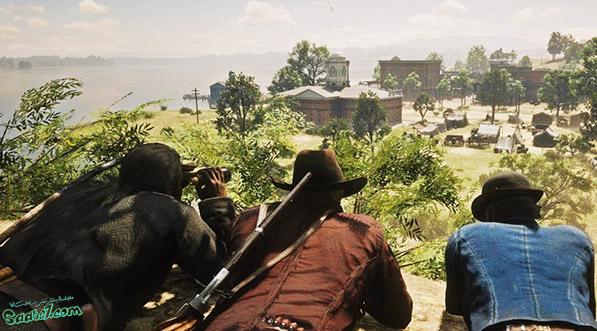 راهنمای بازی Red Dead Redemption 2 / مرحله : The First Shall Be Last