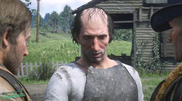 راهنمای بازی Red Dead Redemption 2 / مرحله : The Spines of America