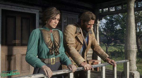 راهنمای بازی Red Dead Redemption 2 / مرحله : We Loved Once and True