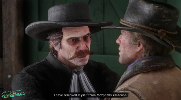 راهنمای بازی Red Dead Redemption 2 / مرحله : Who is Not without Sin