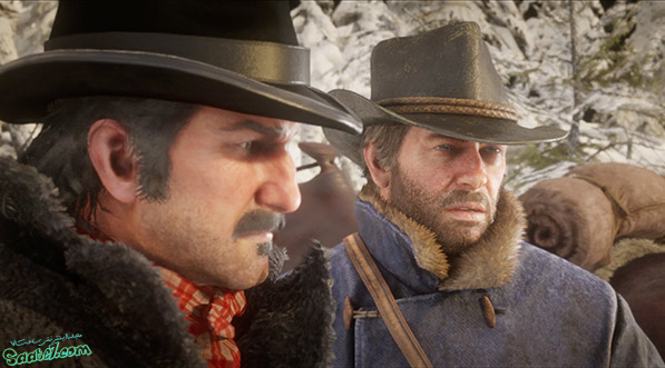 راهنمای بازی Red Dead Redemption 2 / مرحله : ?Who the Hell is Leviticus Cornwall