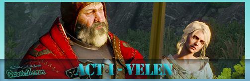 In Ciri's Footsteps - Velen (ماموریت هایVelen )