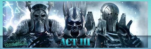 Act III (بخش سوم) (Wild Hunt)(کامل)