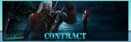 قرار داد( Contract)های بازی (نسخه اصلی بازی)