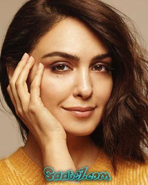 همه چیز در مورد سریال ارباب حلقه ها / Nazanin Boniadi