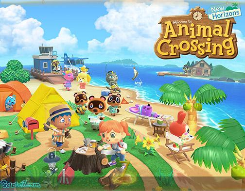 بیست بازی برتر سال 2020 / بهترین بازیهای سال 2020 / 7. Animal Crossing: New Horizons