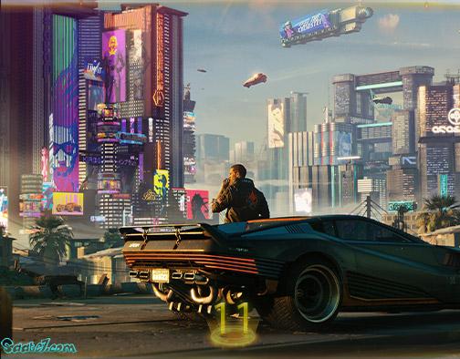 بیست بازی برتر سال 2020 / بهترین بازیهای سال 2020 / 11. Cyberpunk 2077