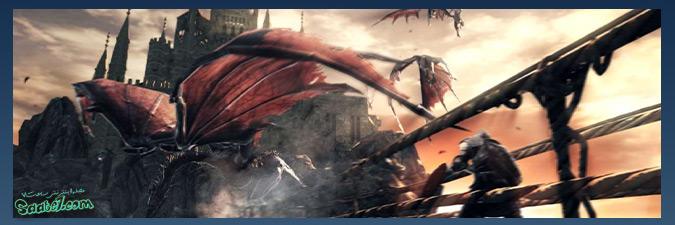 داستان بازی Dark Souls 2 / معبد اژدها