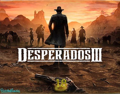 بیست بازی برتر سال 2020 / بهترین بازیهای سال 2020 / 18. Desperados III