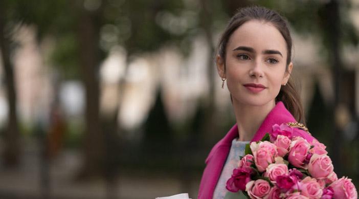 بررسی فصل اول سریال Emily in Paris