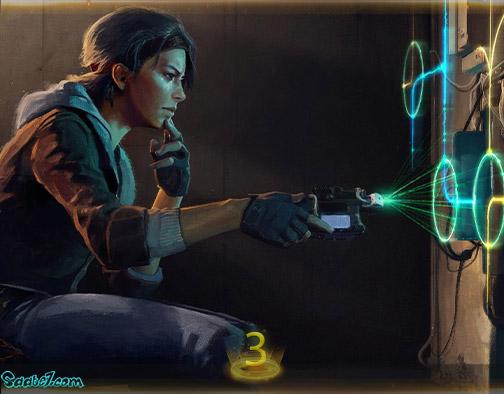بیست بازی برتر سال 2020 / بهترین بازیهای سال 2020 / 3. Half-Life: Alyx