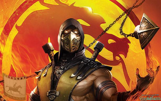 بهترین انیمیشنهای سینمایی سال 2020 / Mortal-Kombat-Legends-Scorpion's-Revenge