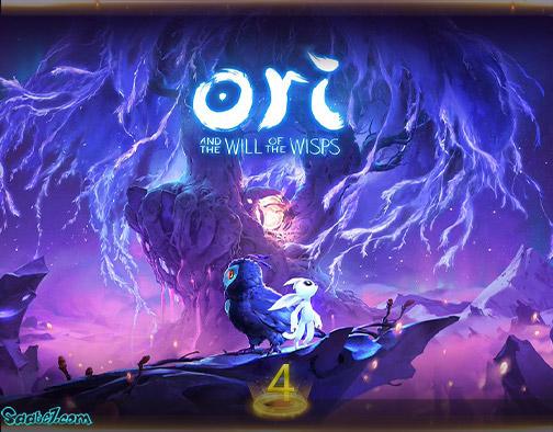 بیست بازی برتر سال 2020 / بهترین بازیهای سال 2020 / 4. Ori and the Will of the Wisps