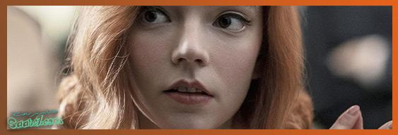 بهترین بازیگر زن نقش اصلی مینی سریال /Anya-Taylor-Joy