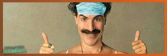 بهترین فیلم موزیکال یا کمدی / Borat-Subsequent-Moviefilm