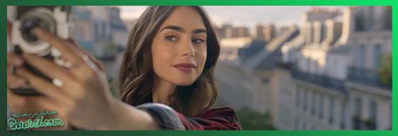 معرفی بهترین سریال های گلدن گلوب 2021 / سریال Emily in Paris