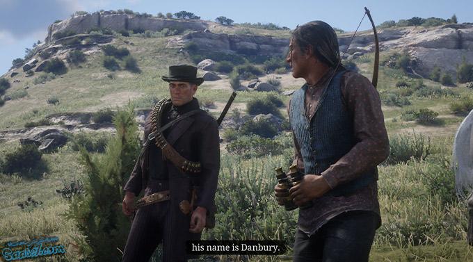 راهنمای بازی Red Dead Redemption 2 / مرحله : American Fathers – II