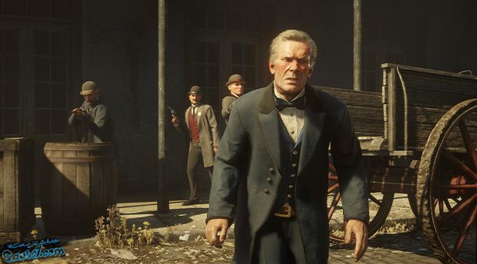 راهنمای بازی Red Dead Redemption 2 / مرحله : Banking, the Old American Art