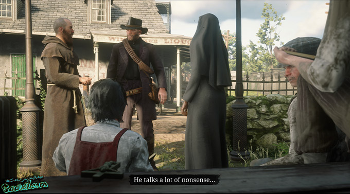 راهنمای بازی Red Dead Redemption 2 / مرحله : Brothers and Sisters, One and All