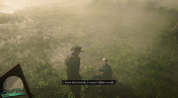 راهنمای بازی Red Dead Redemption 2 / مرحله : Fatherhood and Other Dreams – II