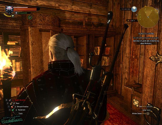 راهنمای The Witcher 3 / ماموریت فرعی In Wolf's Clothing