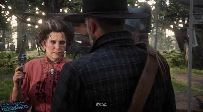 راهنمای بازی Red Dead Redemption 2 / مرحله : No, No and Thrice, No