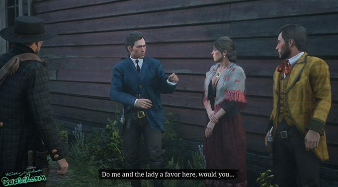 راهنمای بازی Red Dead Redemption 2 / مرحه فرعی: Oh, Brother