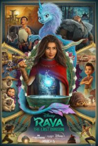 انیمیشن Raya and the Last Dragon / رایا و آخرین اژدها