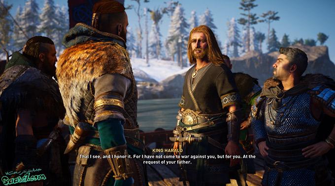 راهنمای بازی Assassins Creed Valhalla : ماموریت Rude Awakening