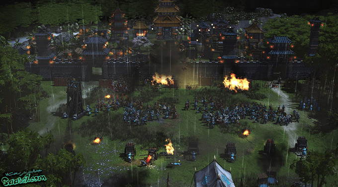 بررسی بازی Stronghold: Warlords