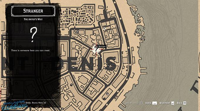 راهنمای بازی Red Dead Redemption 2 / مرحله فرعی: The Artist's Way