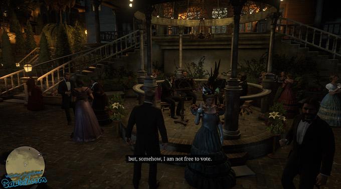 راهنمای بازی Red Dead Redemption 2 / مرحله : The Gilded Cage