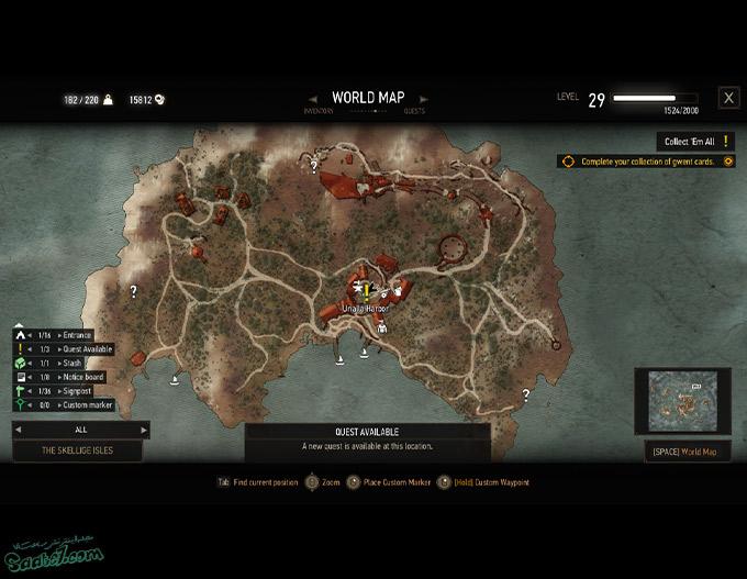 راهنمای The Witcher 3 / ماموریتهای فرعی The Tower Outta Nowheres و The Path of Warriors