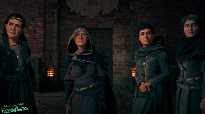 راهنمای بازی Assassins Creed Valhalla : ماموریت The Walls of Templebrough