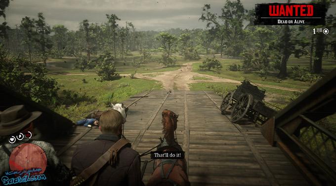 راهنمای بازی Red Dead Redemption 2 / مرحله : Urban Pleasures