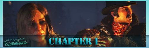 Chapter 1 (بخش اول بازی) بازی Red Dead 2