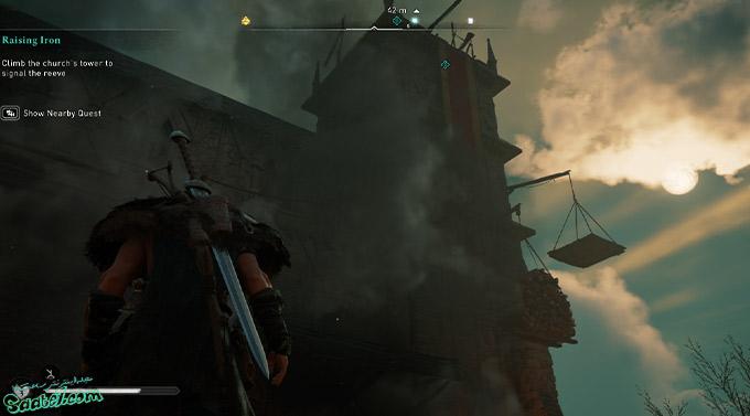 راهنمای بازی Assassins Creed Valhalla : ماموریت A Raising Iron