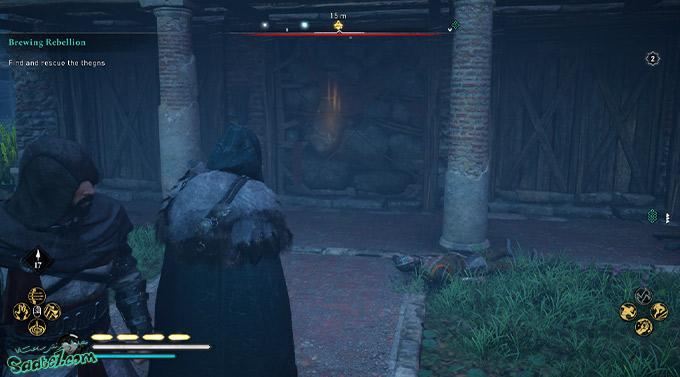 راهنمای بازی Assassins Creed Valhalla : ماموریت Brewing Rebellion