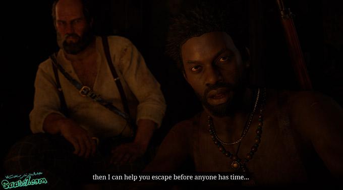 راهنمای بازی Red Dead Redemption 2 / مرحله : Hell Hath No Fury