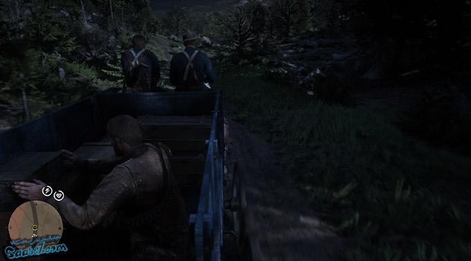 راهنمای بازی Red Dead Redemption 2 / مرحله : Honor Amongst Thieves