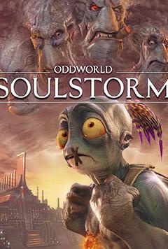 بازی Oddworld: Soulstorm