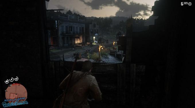 راهنمای بازی Red Dead Redemption 2 / مرحله : The Delights of Van Horn