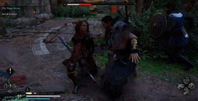راهنمای بازی Assassins Creed Valhalla : ماموریت The Saga Stone