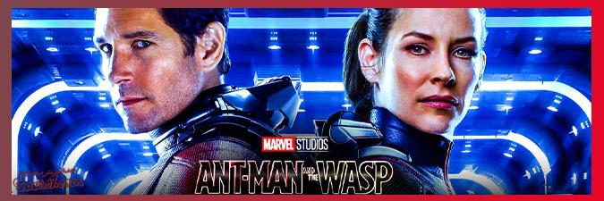 معرفی فیلم های فاز چهارم دنیای سینمایی مارول/ Ant-Man and the Wasp: Quantumania (2023)