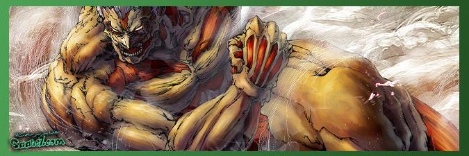 داستان انیمه Attack On Titan / درباره 9 تایتان / Armored Titan