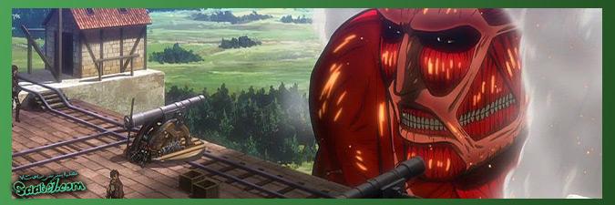 داستان انیمه Attack On Titan / درباره 9 تایتان / Colossal Titan
