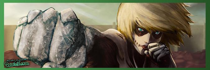 داستان انیمه Attack On Titan / درباره 9 تایتان / Female Titan