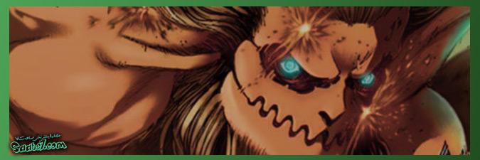 داستان انیمه Attack On Titan / درباره 9 تایتان / Jaw Titan