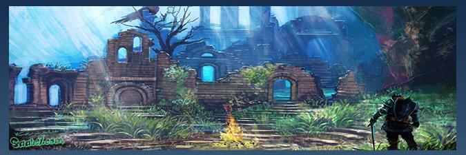 داستان بازی Dark Souls 3